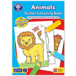 orchard toys animals colouring book photo