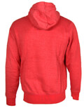foyter russell pull over hoody tackle kokkino extra photo 1