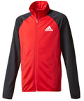 forma adidas performance boys tracksuit entry closed hem mayri kokkini extra photo 1