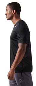 mployza reebok sport training t shirt mayri m extra photo 3