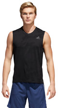 amaniki mployza adidas performance response sleeveless tee mayri extra photo 2