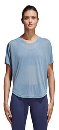mployza adidas performance freelift climalite tee galazia m extra photo 2