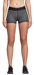 sorts kolan adidas performance alphaskin sport short heather tights gkri l extra photo 2
