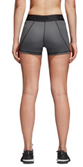 sorts kolan adidas performance alphaskin sport short heather tights gkri l extra photo 4