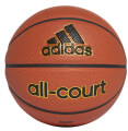 mpala adidas performance all court basketball portokali 5 extra photo 1