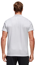 mployza adidas performance essentials classics polo shirt leyki extra photo 4