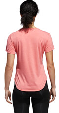 mployza adidas performance response soft tee roz extra photo 4