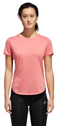 mployza adidas performance response soft tee roz m extra photo 2