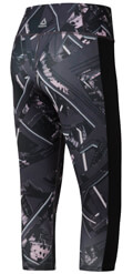 kolan reebok sport workout ready capri allover print staxti s extra photo 1