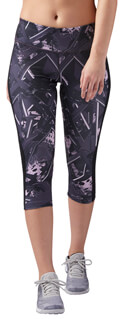 kolan reebok sport workout ready capri allover print staxti s extra photo 2