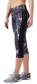 kolan reebok sport workout ready capri allover print staxti s extra photo 3