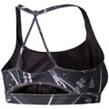 mpoystaki reebok sport workout triangle back allover print bra staxti extra photo 1