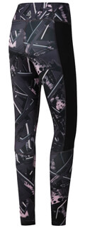kolan reebok sport workout ready allover print leggings staxti l extra photo 1