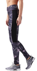 kolan reebok sport workout ready allover print leggings staxti l extra photo 3