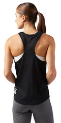 fanelaki reebok sport workout ready mesh tank mayro s extra photo 4