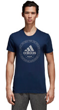 mployza adidas performance emblem tee mple skoyro xl extra photo 2