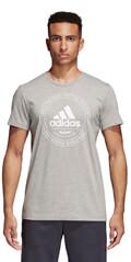 mployza adidas performance emblem tee gkri xl extra photo 2