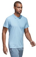 mployza adidas performance essentials basic polo shirt thalassi extra photo 3