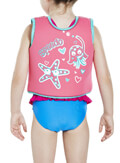 sosibio speedo sea squad float vest roz 4 6 eton extra photo 2