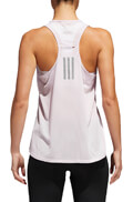 fanelaki adidas performance response light speed tank top roz extra photo 4