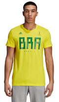mployza adidas performance brazil kitrini extra photo 2