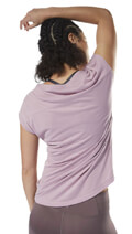 mployza reebok sport workout ready supremium 20 tee lila m extra photo 3
