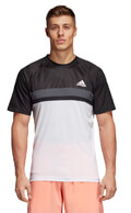 mployza adidas performance colorblock club tee mayri leyki l extra photo 2