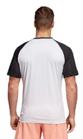 mployza adidas performance colorblock club tee mayri leyki l extra photo 4