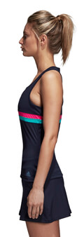 fanelaki adidas performance club tank top mple skoyro extra photo 3