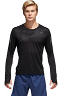 mployza adidas performance response long sleeve tee mayri extra photo 2