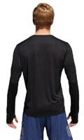 mployza adidas performance response long sleeve tee mayri extra photo 4