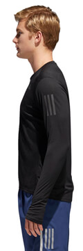 mployza adidas performance response long sleeve tee mayri m extra photo 3