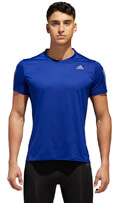 mployza adidas performance response cooler tee mple extra photo 2