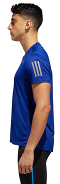 mployza adidas performance response cooler tee mple extra photo 3