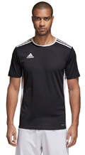 mployza adidas performance entrada 18 jersey mayro m extra photo 2