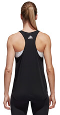fanelaki adidas performance essentials linear loose tank top mayro m extra photo 4