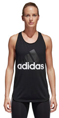 fanelaki adidas performance essentials linear loose tank top mayro l extra photo 2