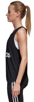 fanelaki adidas performance essentials linear loose tank top mayro l extra photo 3