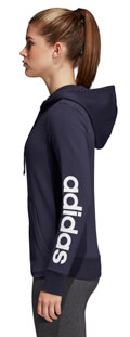 zaketa adidas performance essentials linear fz hoodie mob s extra photo 2