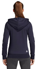 zaketa adidas performance essentials linear fz hoodie mob xl extra photo 3