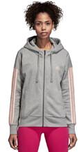 zaketa adidas performance essentials 3s fz hoodie gkri l extra photo 2