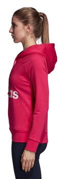 foyter adidas performance essentials linear pullover hoodie matzenta extra photo 2