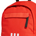 tsanta platis adidas performance classic 3 stripes backpack xs kokkini extra photo 2