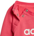 set adidas sport inspired linear fleece jogger set roz gkri extra photo 3