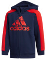 forma adidas performance graphic hoodie set mple skoyro 92 cm extra photo 2