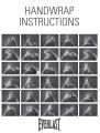 epidesmoi zeygari everlast classic hand wraps 4455rp kokkinoi 3m extra photo 1