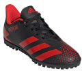 papoytsi adidas performance predator 204 tf junior mayro kokkino uk 55 eu 38 2 3 extra photo 3