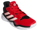 papoytsi adidas performance harden stepback junior kokkino mayro extra photo 3