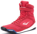 mpotaki everlast elite high top boxing kokkino 43 extra photo 3