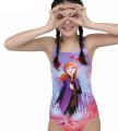 magio speedo junior disney frozen 2 anna digital medalist swimsuit roz lila 116 cm extra photo 5